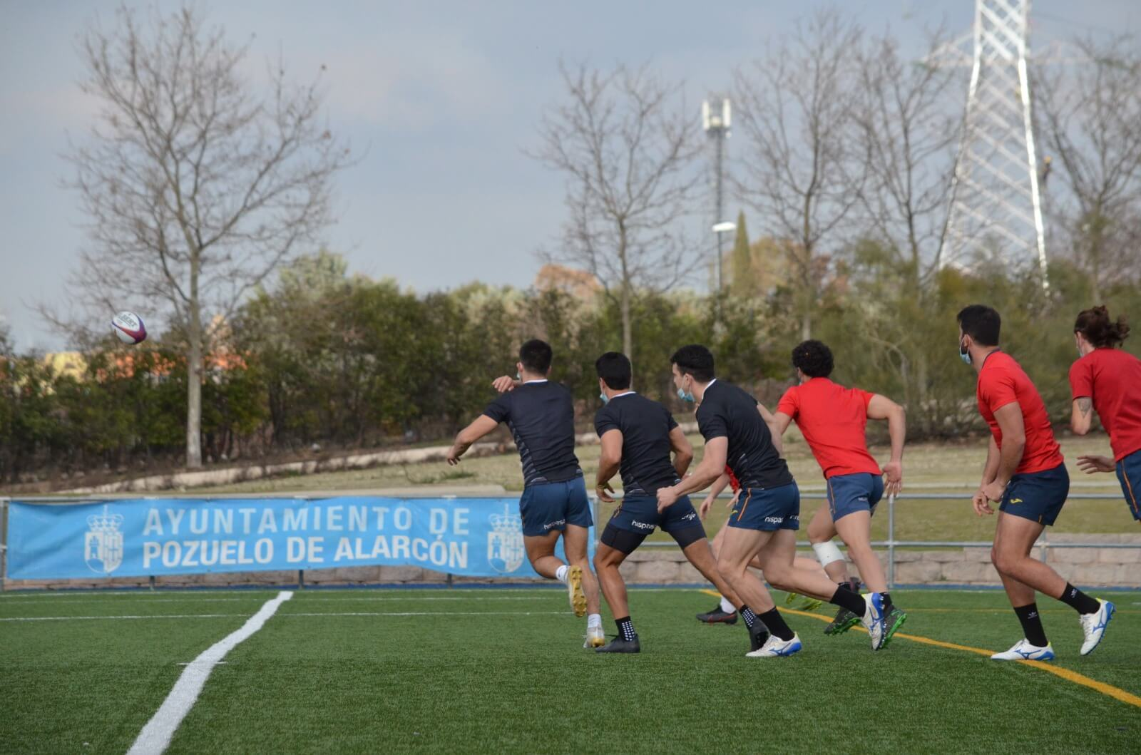 Rugby Pozuelo