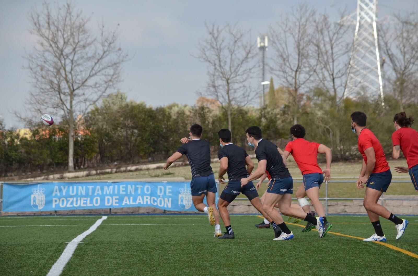 Rugby Pozuelo