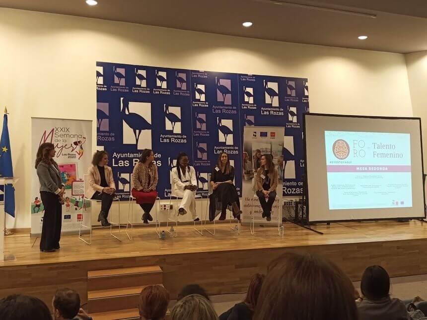 Foro Talento Femenino Las Rozas 2020