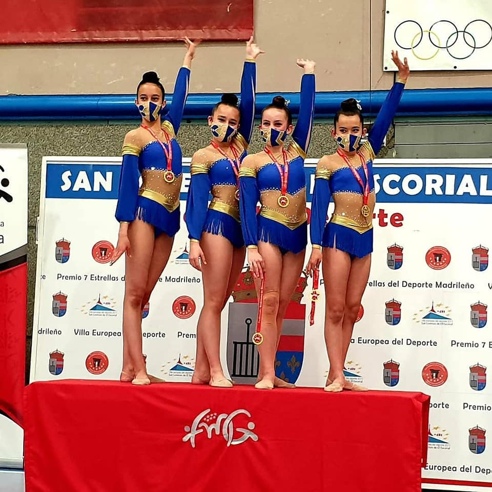 Campeonato de España Base Gimnasia Rítmica