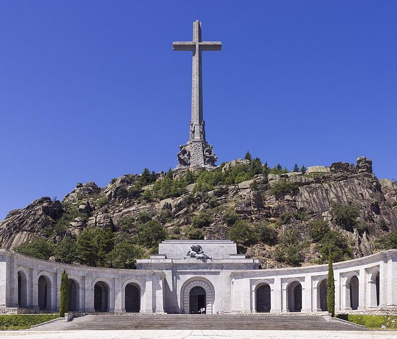 El Valle de los Caídos, a la palestra en plena precampaña