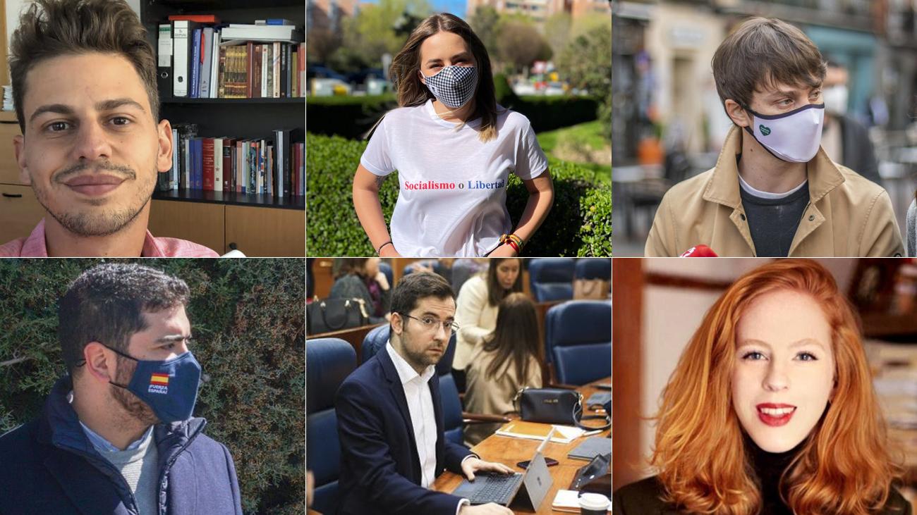 El debate de los millennials de Onda Madrid.
