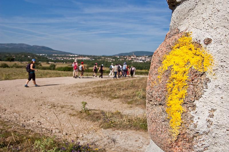 Camino de Santiago Inclusivo Madrid