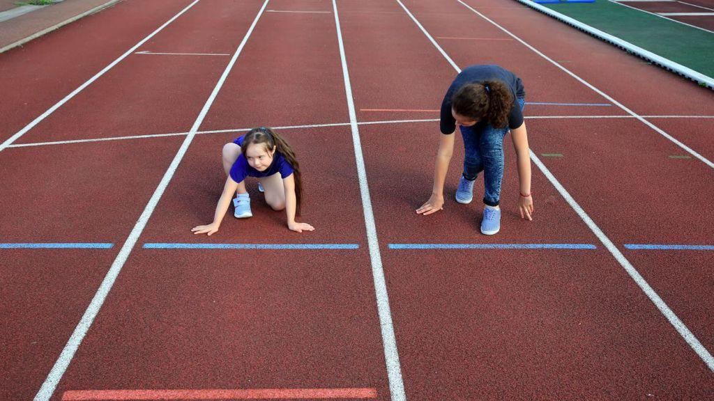 Deporte inclusivo para niños con discapacidad intelectual