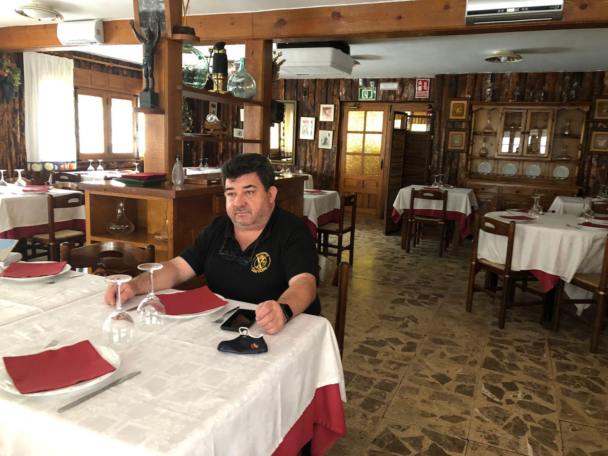 Restaurante Casa Ochoa Puerto de Navacerrada
