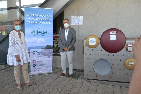 Puntos Limpios Moviles Collado Villalba