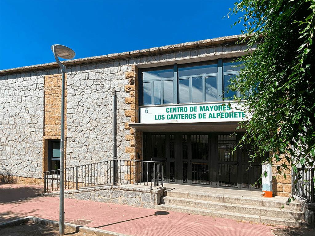Centros de Mayores Alpedrete